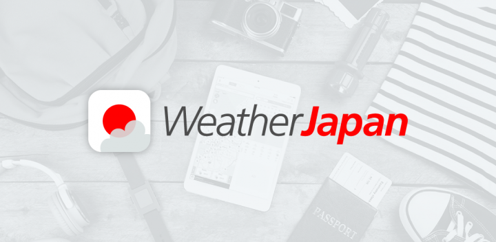 Multilingual weather forecast app released for tourists to Japan