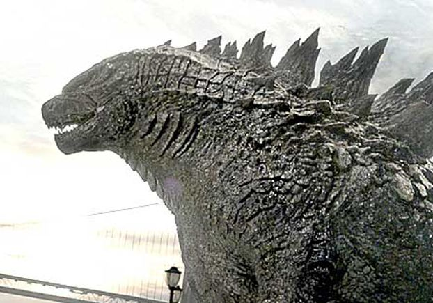 Japanese fans say new American Godzilla is too fat - Japan Today