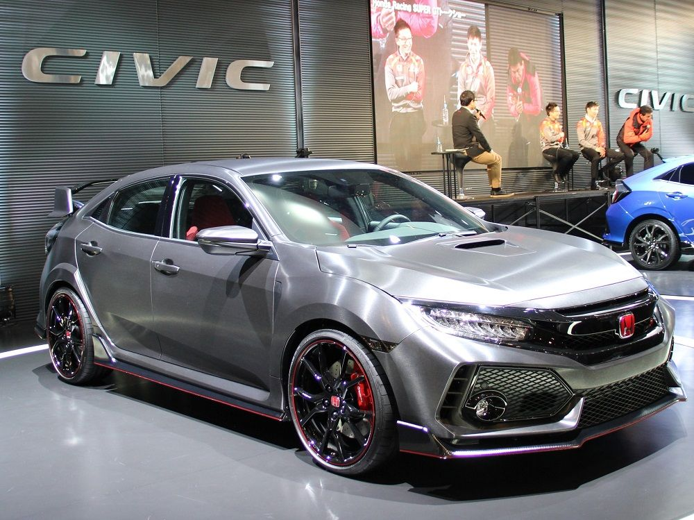 Honda Civic Type R 2018 Engine >> Honda to release new Civic in summer - Japan Today